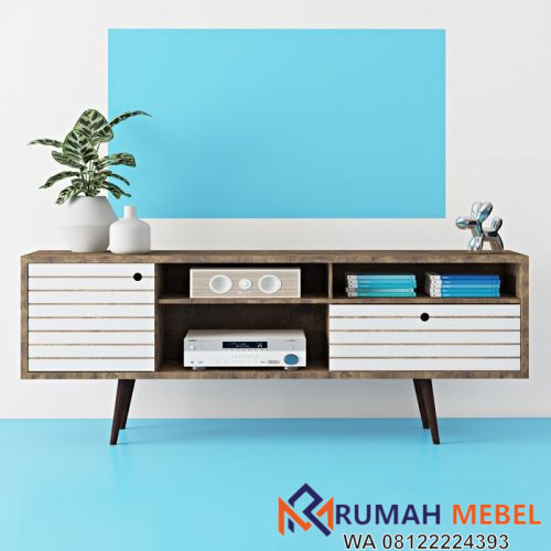 Rak TV Minimalis Home Allegra