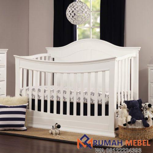 Tempat Tidur Bayi Meadow