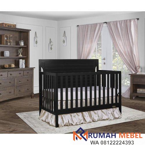 Tempat Tidur Bayi Minimalis Harriet Duda