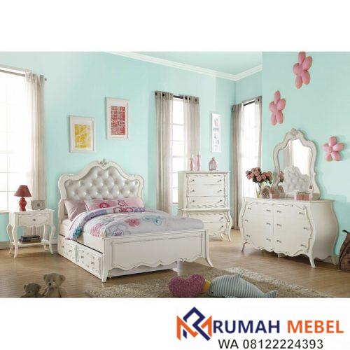 Set Kamar Anak Perempuan Mewah