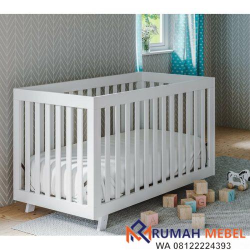 Tempat Tidur Bayi Beckett