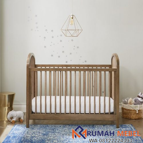 Tempat Tidur Bayi Elston