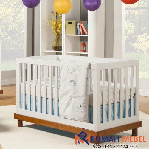 Tempat Tidur Bayi Olivia