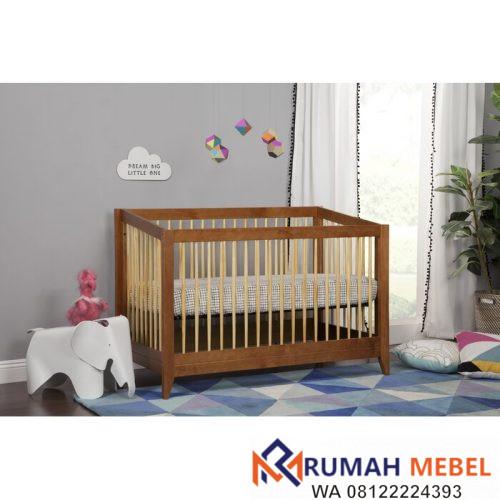 Tempat Tidur Bayi Sprout