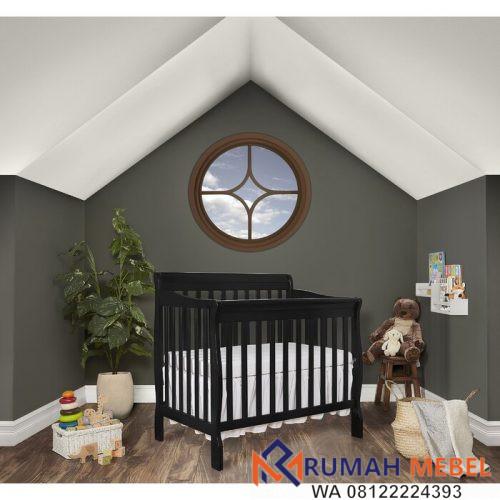 Tempat Tidur Bayi Clearfield