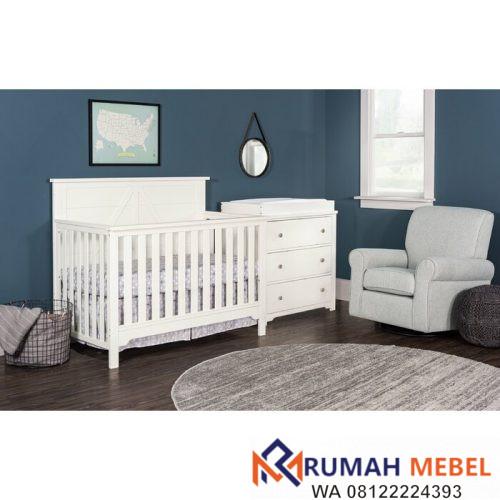 Tempat Tidur Bayi Hamer
