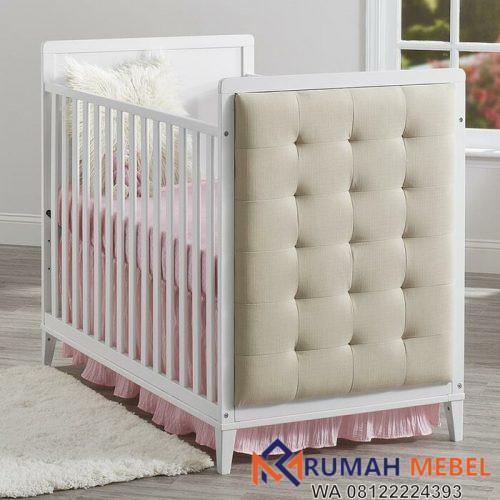 Tempat Tidur Bayi Little Monarch