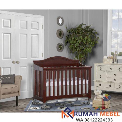 Tempat Tidur Bayi Lipat Venice Mini