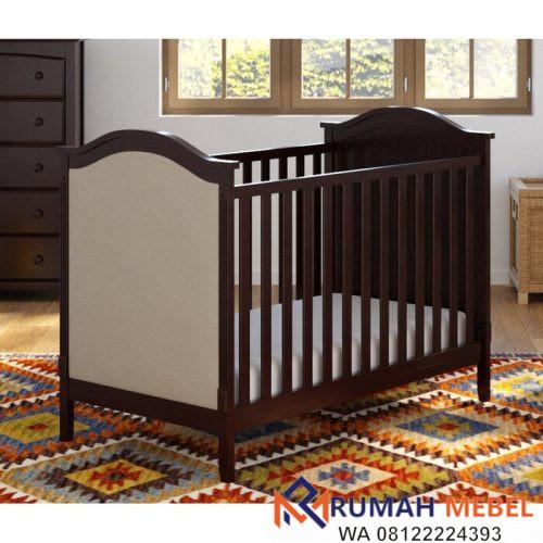 Tempat Tidur Bayi Rosehill