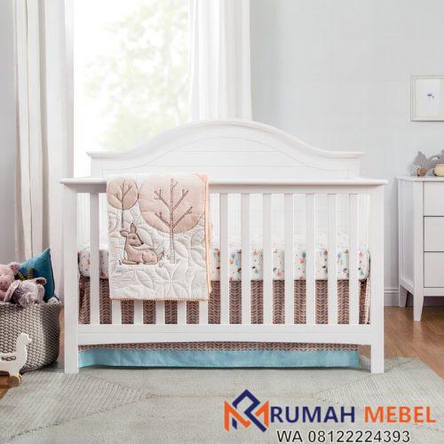 Tempat Tidur Bayi Nolan