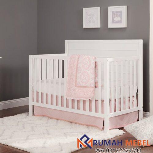 Tempat Tidur Bayi Morgan