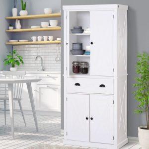 Lemari Dapur Kayu Terbaru