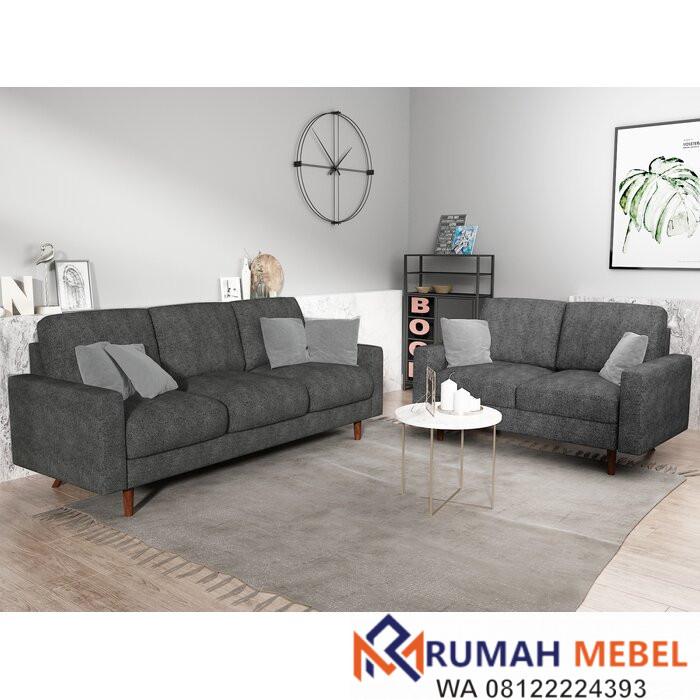 Set Kursi Sofa Terbaru Macsen