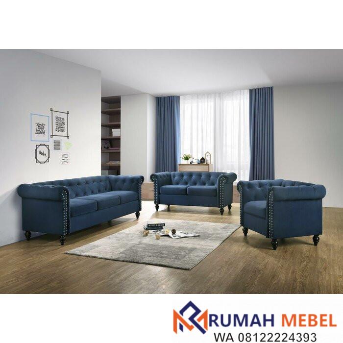 Set Kursi Sofa Terbaru Navin
