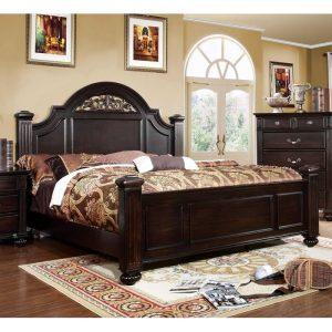 Tempat Tidur Minimalis Mewah Wesley