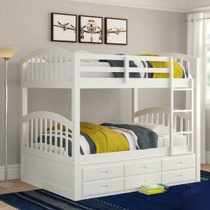 Tempat Tidur 2 Tingkat Chamblee
