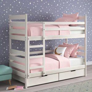 Tempat Tidur Susun Minimalis Tomo