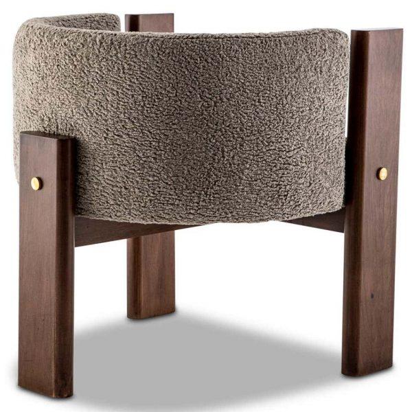 Kursi Cafe Box Timber