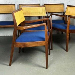 Kursi Cafe Kayu Jati Jens Risom