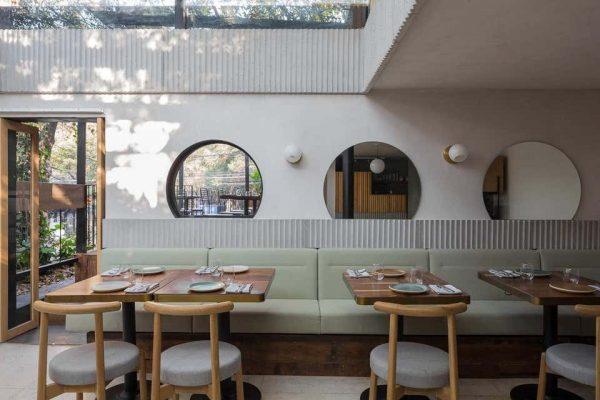 Kursi Cafe Unik Modern