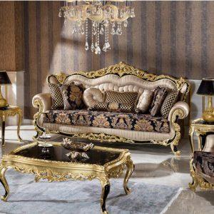 Set Sofa Mewah Klasik Fenomen
