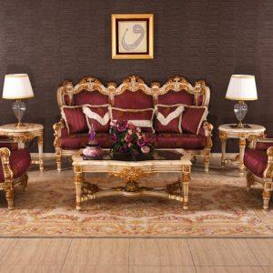 Sofa Klasik Karmen Ruang Tamu
