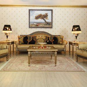 Kursi Sofa Klasik Belinda