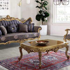 Sofa Tamu Mewah Modern Bently