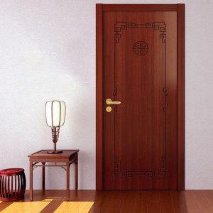 Pintu Kamar Minimalis Jati Hongkong