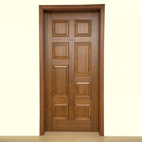 Pintu Kamar Minimalis Jati Modern Rumah Mebel