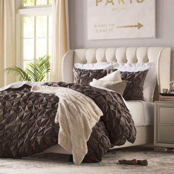 Tempat Tidur Mewah Minimalis Ahumada