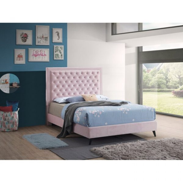 Tempat Tidur Minimalis Willa
