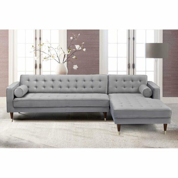Sofa L Minimalis Bronx