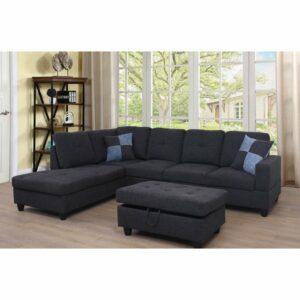 Sofa Sudut Minimalis Andover