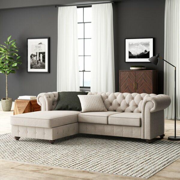 Sofa Sudut Terbaru Quitaque