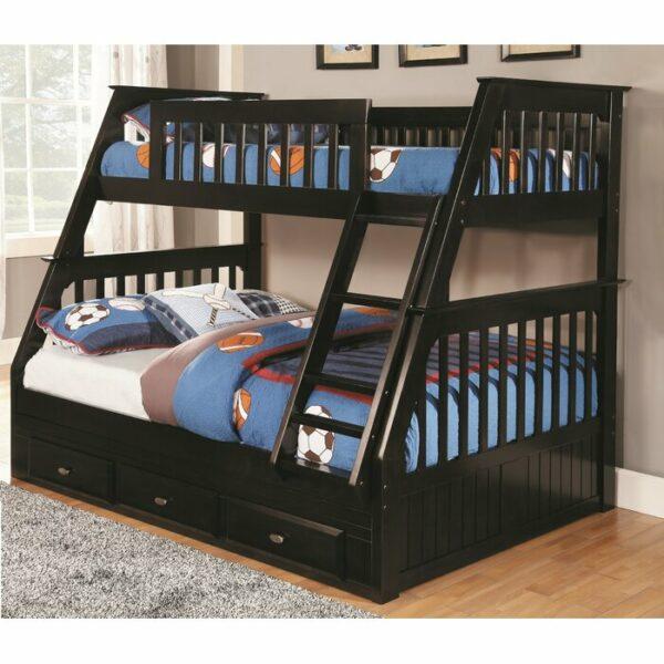Tempat Tidur Tingkat Minimalis Orval