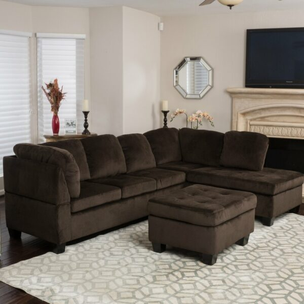 Sofa Sudut Minimalis Mewah