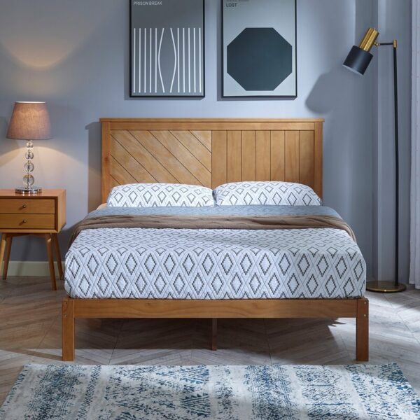 Tempat Tidur No 3 Minimalis Meryl