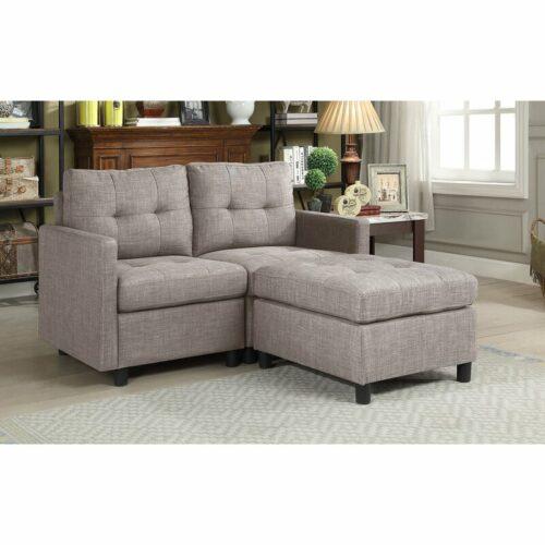 Kursi Sofa L Minimalis Wetherby