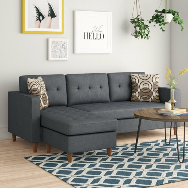 Kursi Sofa Sudut Minimalis Dighton