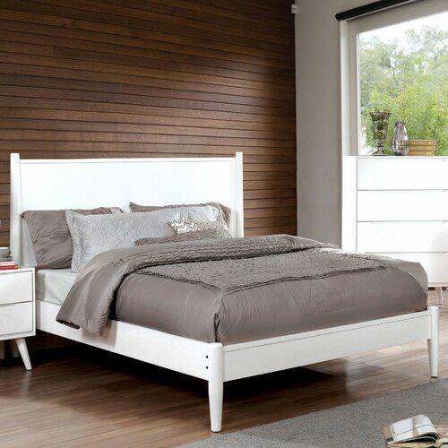 Set Kamar Tidur Minimalis Putih Terbaru