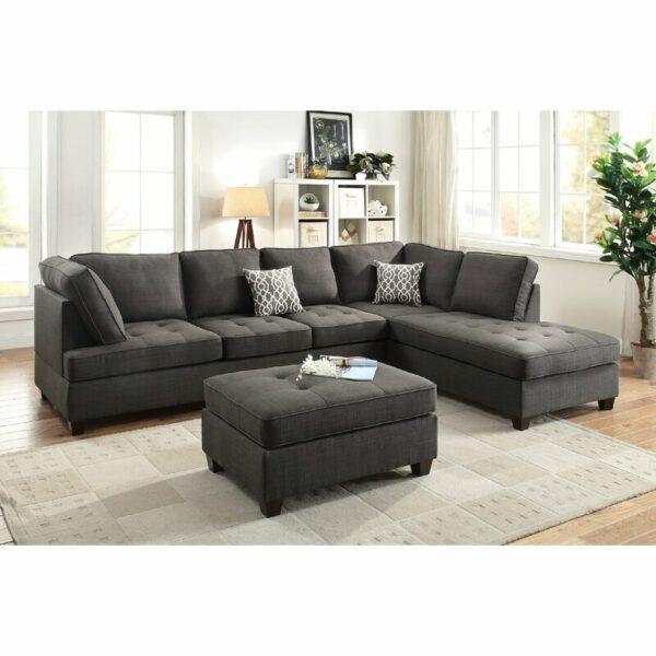 Sofa Sudut Minimalis Mewah Infinity