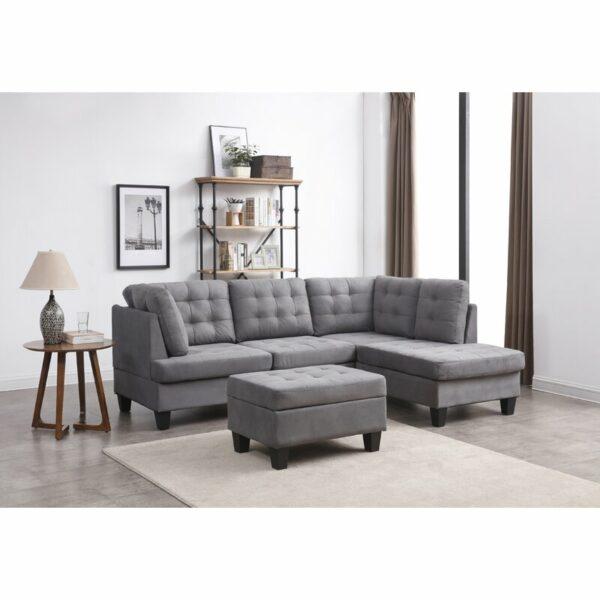 Sudut Sofa Minimalis Americus