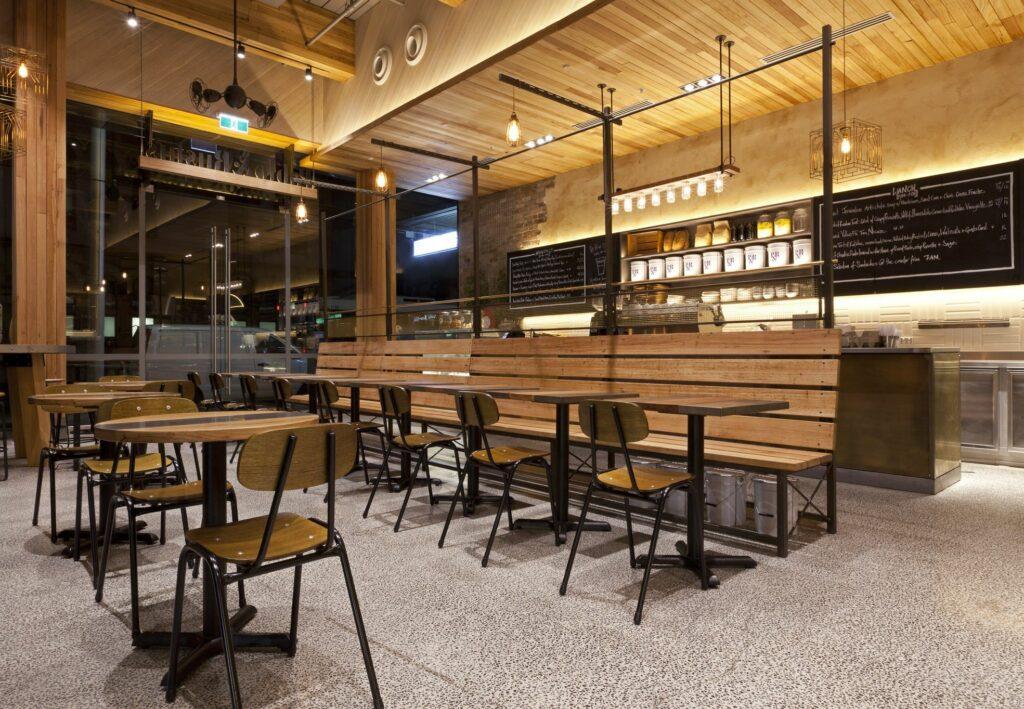 Dedain Cafe Klasik Sederhana
