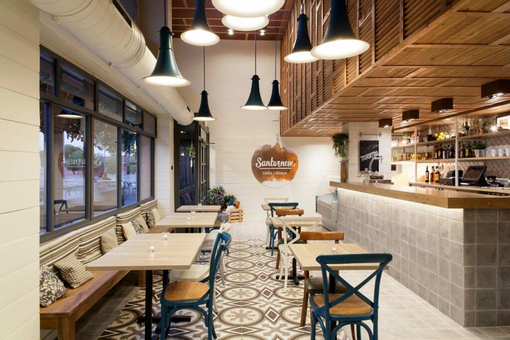 Desain Cafe Rumahan