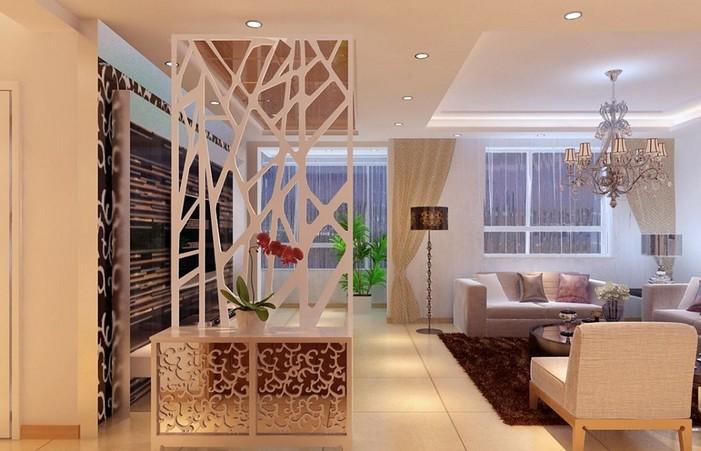 Desain Pembatas Ruangan Sederhana