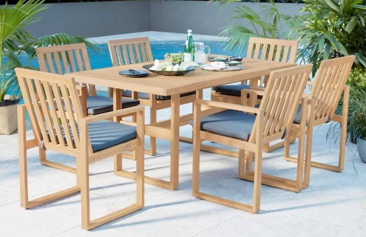 Outdoor Furniture Jati