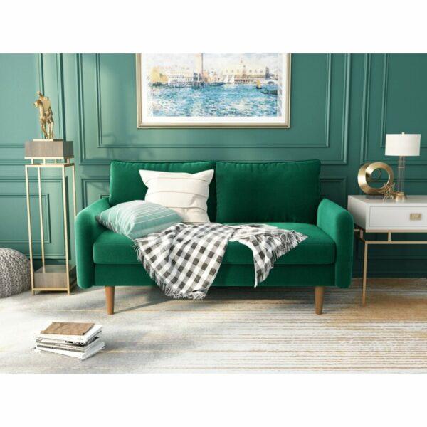 Sofa Minimalis 2 Seater Cilla