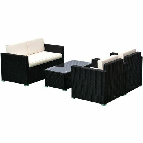 Sofa Rotan Minimalis Rhymer