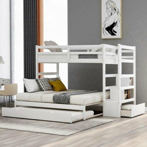 Tempat Tidur Tingkat Minimalis Lorea